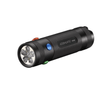 Coast TX10 Quad-Colour Utility Fixed Beam