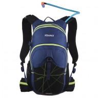 Source Paragon Hydration Backpack 25L Dark Blue & Green