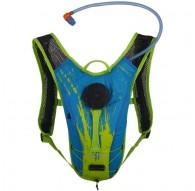Source Spinner NC Kids Hydration Pack Blue & Green