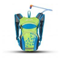Source Spry Hydration Pack For Kids Blue & Green